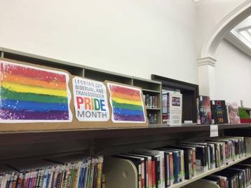 LGBT display