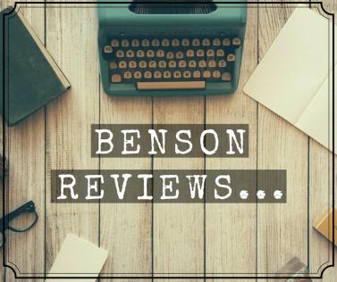 Benson Reviews Logo