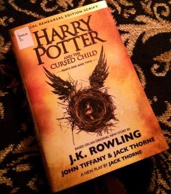 HP & the CC - Rowling-Tiffany-Thorne