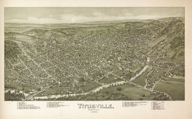 titusville-map