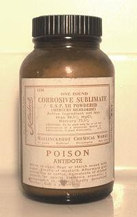 Mercury II Chloride
