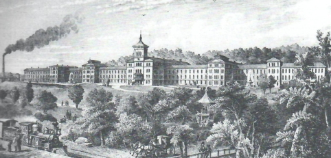 Dixmont Drawing