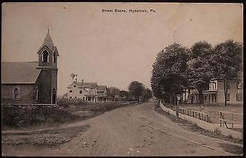 Hydetown Pa