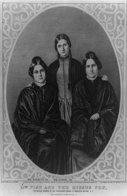 Fox Sisters Smithsonian