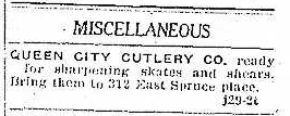 Queen City First Advertisement 1.31.1921.png