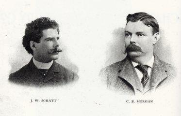 Schatt & Morgan Drawings Schatt & Morgan Catalog No. 1