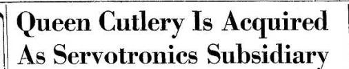 Servotronics Buys Queen 9.10.1969.png