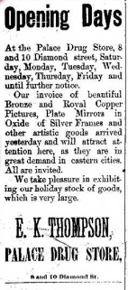 December 15, 1888 Titusville Herald.