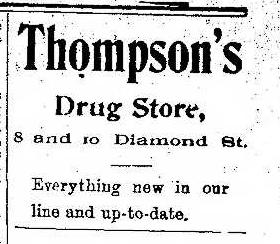 November 19, 1898 Titusville Herald