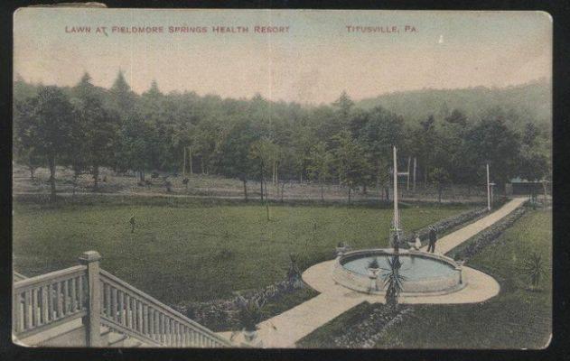 Fieldmore Springs Lawn