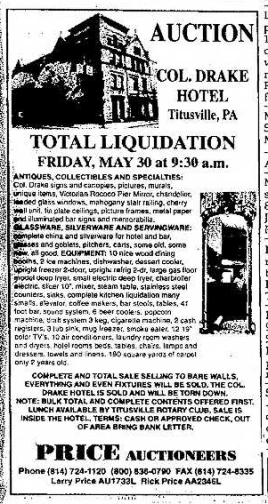 Titusville Herald 5/16/1998