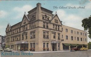 Col Drake Hotel