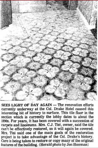 Titusville Herald 3/6/1984