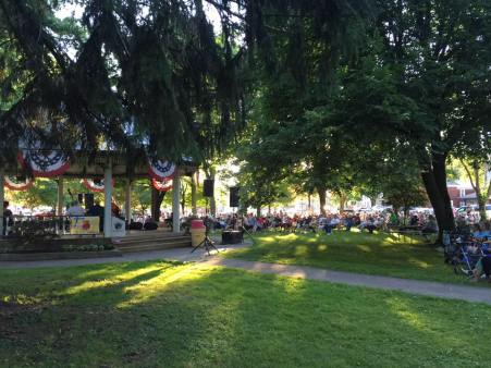 Concerts in the Park - Erie Arts and Culture