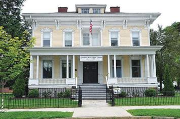 Scheide House Titusville Herald