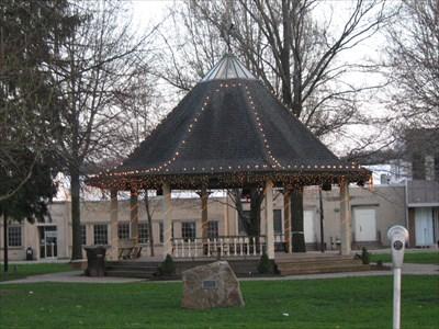 Scheide Park Waymarking