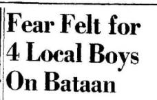 Bataan 4.10.1942