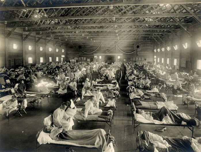 emergency hospital camp funston, ks