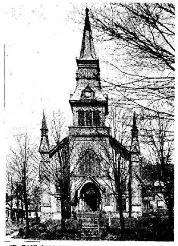 St. Paul's Original 10.1.1986