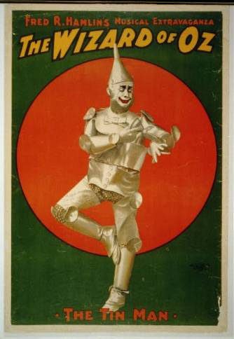 Tin Man 1903 LOC US Lithograph Co