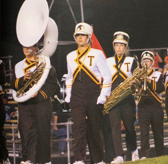 THS Band 2010