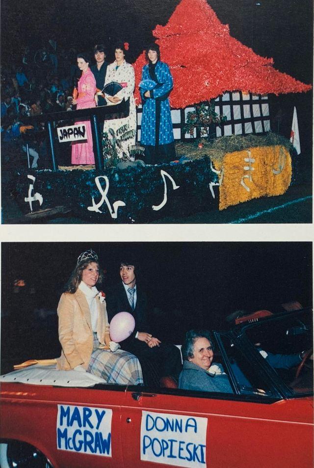 THS Homecoming Parade 1980
