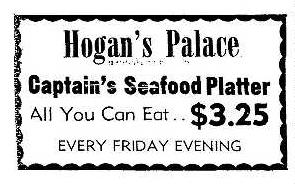 Hogan's Palace 3.8.1973