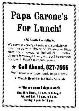 Papa Carones 8.24.1978