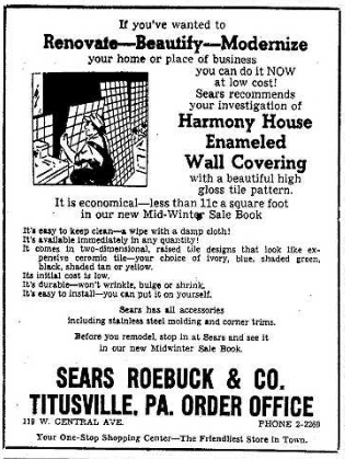 Sears Roebuck 1.13.1948