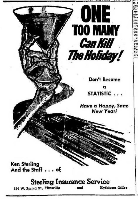 Sterling Insurance Service 12.31.1968