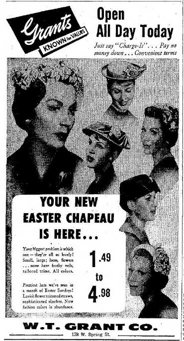 W.T. Grant Co. 3.25.1959