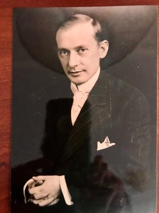Joseph Strauss in 1910. Image courtesy of Jeffrey Stern.